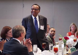 <p>Clarence Page is in-demand at Black History Month and MLK Day Events</p>