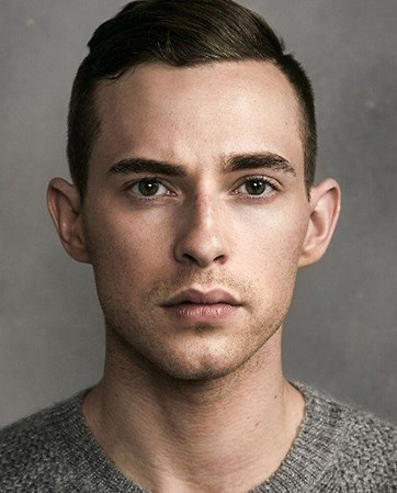Adam Rippon headshot