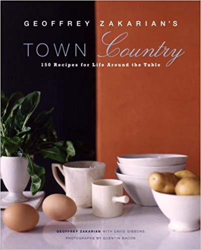 Geoffrey Zakarian's Town/Country: 150 Recipes for Life Around the Table Hardcover – April 11, 2006