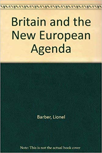 Britain and the New European Agenda Paperback – 1 Dec 1998