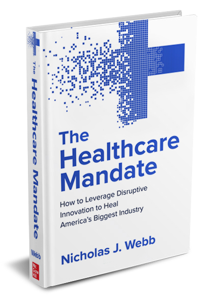 Due out Q2 2020!  The Healthcare Mandate