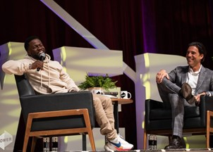 <p>Kevin Hart is a smash hit for audience of 2,000+ in Philly</p>