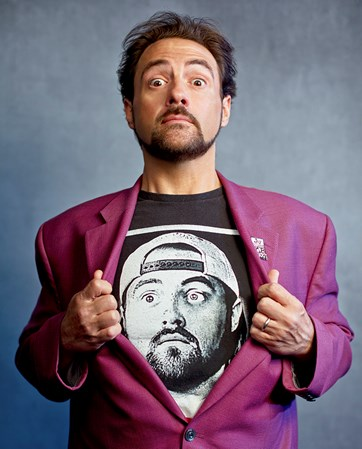 Kevin Smith headshot