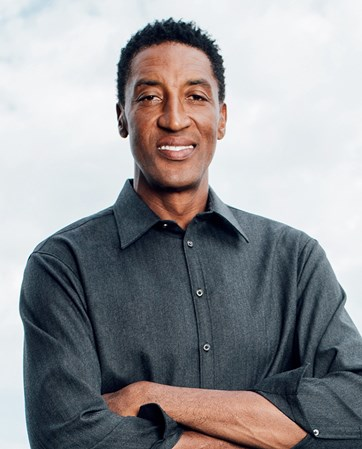 Scottie Pippen headshot