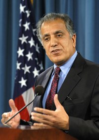 Zalmay Khalilzad photo 3