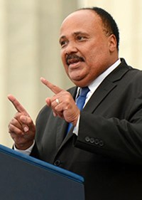 Martin Luther  King, III photo 3