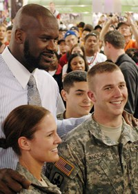 Shaquille O'Neal photo 3