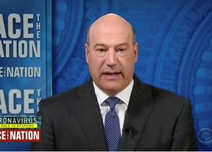 <p>Gary Cohn reveals what a health crisis means for the economy </p>