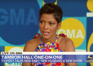 <p>Tamron Hall in the news</p>