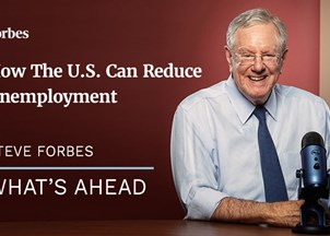 <p>Virtual Programming: What's Ahead with Steve Forbes</p>