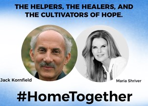 <p>Virtual Programming: Maria Shriver offers inspiration and wellness guidance through #HomeTogether</p>