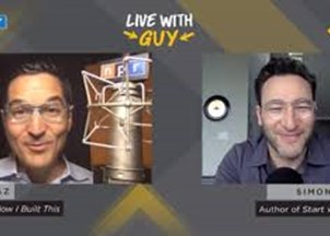 <p>Virtual Programming: Simon Sinek on the Opportunity of Leadership Right Now</p>