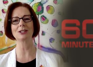 <p>Virtual Programming: Julia Gillard on women's rights, health, and world affairs </p>