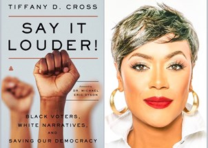 <p>Virtual Programming: Tiffany Cross' Say it Louder</p>