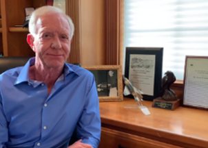 <p>VIRTUAL PROGRAMMING: Captain Sully Sullenberger reminds senior leadership teams that by controlling fear and showing strength their courage can be contagious and empower their team to move forward, faster, accomplishing more than ever before.</p>