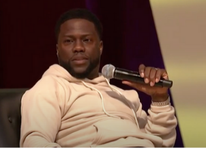 <p>Kevin Hart's new book is deeply moving, profound, incredibly timely, and has some calling him the life coach you never knew you needed</p>