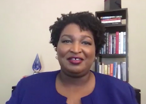 <p>VIRTUAL PROGRAMMING: Stacey Abrams' virtual programs are sharp, passionate, insightful, and address the most pressing political and social issues of the time</p>