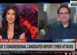 <p>Kevin Mitnick in the news</p>
