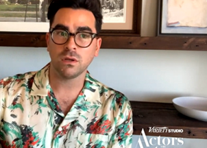 <p>Virtual Programming: Creator, Actor and Writer Dan Levy is the speaker everyone wants at their event</p>