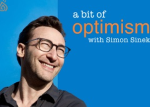 <p>Simon Sinek's podcast brings a Bit of Optimism at a time when we need it most</p>