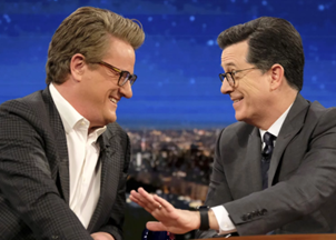 <p>Virtual Programming: Popular 'Morning Joe' host Joe Scarborough brings his no-holds-barred, independent commentary to virtual audiences seeking insights on the election and the most important discussions we're having in America right now</p>