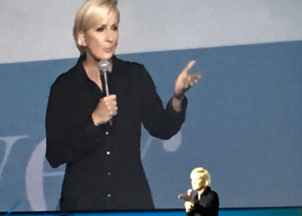 <p>Virtual Programming: In this election year, virtual audiences seek insights and commentary from veteran political pundit Mika Brzezinski</p>