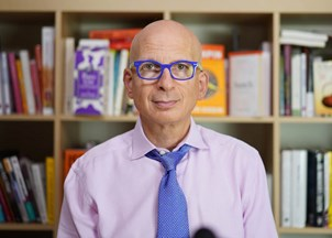 <p><strong>VIRTUAL PROGRAMMING: In this new business environment, Seth Godin's reminds marketers to get back to basics by being a human being connecting with another human being</strong></p>