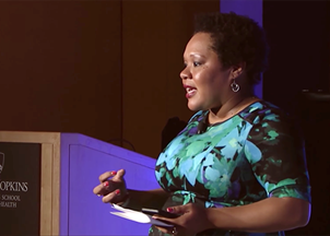 <p><strong>VIRTUAL PROGRAMMING: Yamiche Alcindor shares her journey in media and journalism, discussing the political, historical, and cultural context of our time.</strong></p>