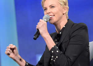<p>Virtual Programming: Charlize Theron has the star power and substance to make your virtual event inspiring and memorable</p>