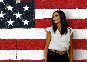 <p>VIRTUAL PROGRAMMING: Padma Lakshmi's smashing new show <strong><em>Taste the Nation</em></strong> is redefining a genre and stands as its own form of social activism with a 'nuanced, truth-seeking point of view.'</p>