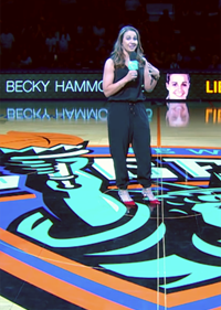 Becky Hammon photo 3