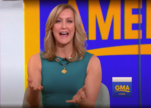 <p><strong>VIRTUAL PROGRAMMING: As an emcee, host, moderator or keynote speaker, Lara Spencer brings the energy we've all come to witness each morning on Good Morning America (GMA)</strong></p>