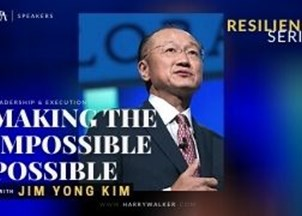 <p><strong>RESILIENCE | Leadership and Execution: Public Health Expert and former World Bank President Dr. Jim Yong Kim is a Leading Voice on Global Health</strong></p>