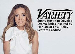 <p>Sunny Hostin Developing