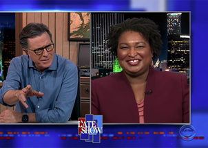 <p><strong>Passionate, sharp, and insightful, Stacey Abrams speaks to the most pressing political and social issues facing America now and to come with the incoming administration.</strong></p>