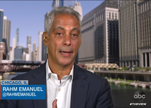 <p>Former Mayor of Chicago, Member of Congress and Chief of Staff to President Obama Rahm Emanuel applies his public policy point of view to investments in biotech and healthcare</p>