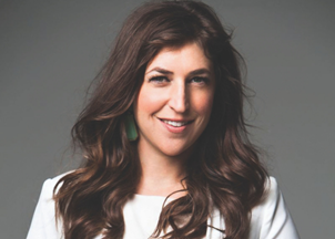 <p>Mayim Bialik Hosts A New Podcast called Mayim Bialik's Breakdown and Stars As the Lead On A New TV Show, Call Me Kat on Fox Comedy</p>