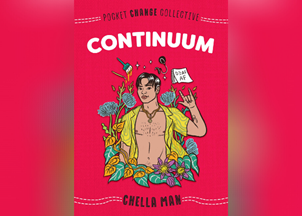<p>Programming Idea: Gift your audience copies of Chella Man's new book to build buzz and inspire even after the evening is over</p>