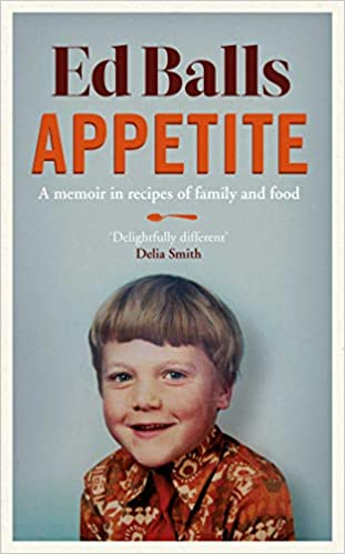 Due out in August!  Appetite: A Memoir in Recipes and Family and Food