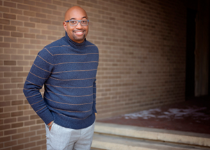 <p>Kwame Alexander entrances audiences with spoken word poetry and the power of YES!</p>
