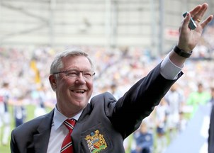 <p>Sir Alex Ferguson on Management, Soccer's Future and Chelsea's Struggles</p>