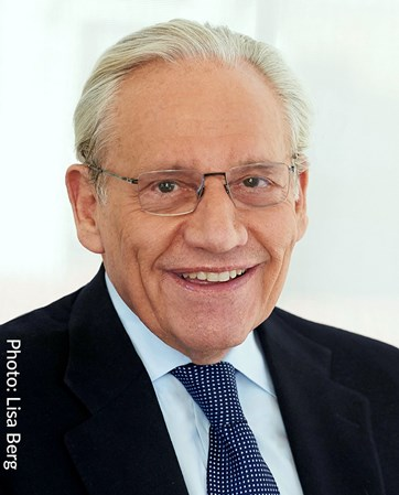 Bob Woodward headshot