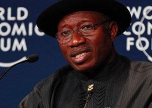 "<p>Goodluck Jonathan Awarded ""International Person of the Year""</p>"