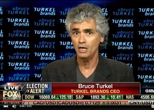<p>Bruce Turkel on Fox Business News: The GOP debate without Trump</p>