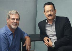 <p>Parade Magazine jointly interviews Captain Richard Phillips and Tom Hanks</p>