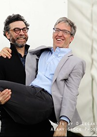 Authors of Freakonomics photo 3
