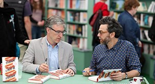 Authors of Freakonomics photo 2