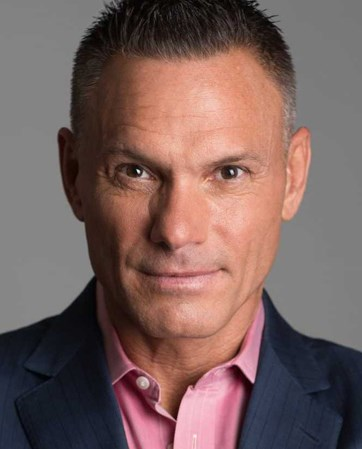 Kevin Harrington headshot