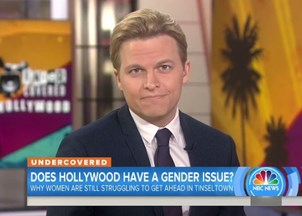 <p>Ronan Farrow shines a spotlight on #Undercovered stories </p>