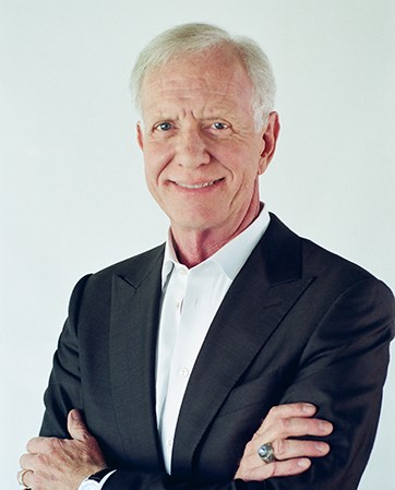Sully Sullenberger headshot